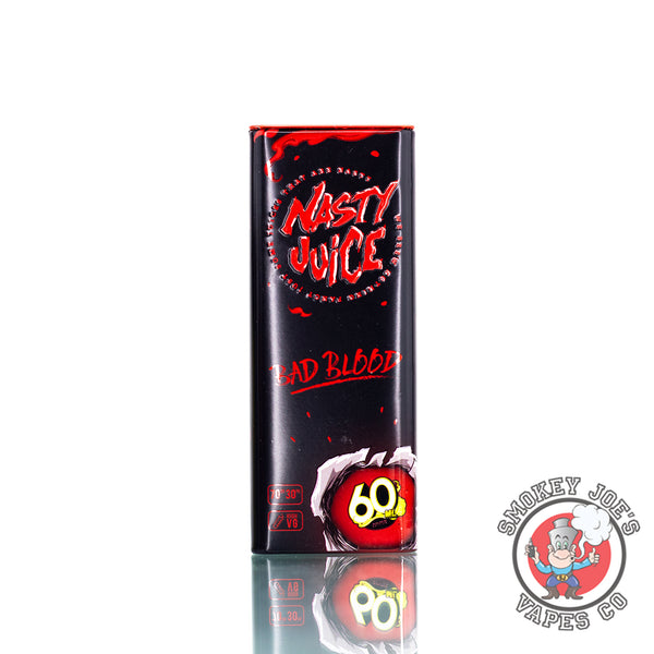 Nasty Juice - Bad Blood - 50ml | Smokey Joes Vapes Co