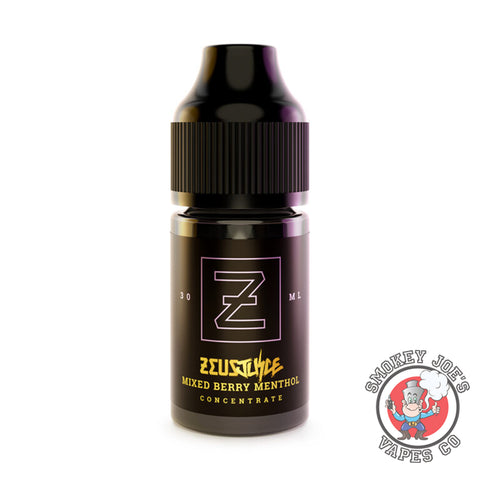 Zeus Juice Concentrate - Mixed Berry Menthol | Smokey Joes Vapes Co
