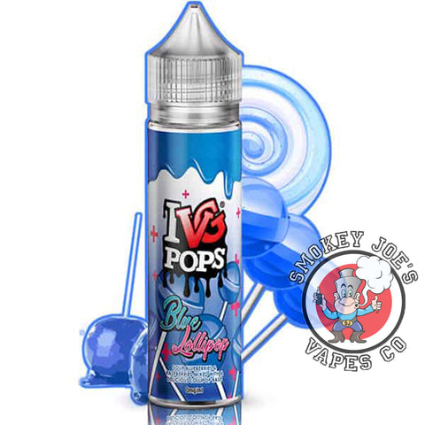 IVG - Blue Lollipop | Smokey Joes Vapes Co