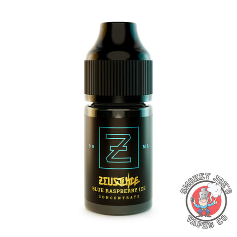 Zeus Juice Concentrate - Blue Raspberry Ice | Smokey Joes Vapes Co