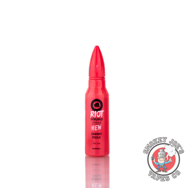 Riot Squad - Cherry Fizzle - 50ml | Smokey Joes Vapes Co