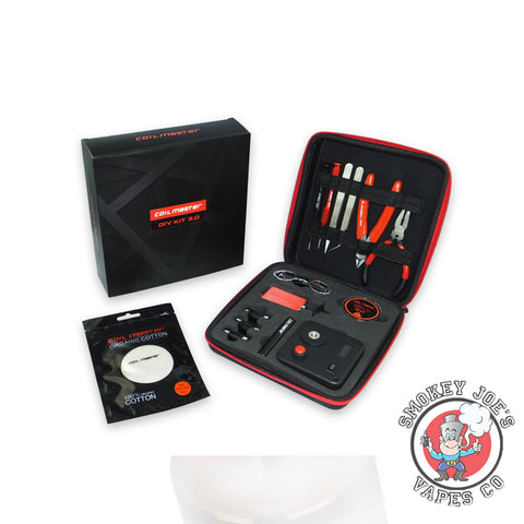 Smokey Joes Vapes Co - Coil Master Diy Kit V3