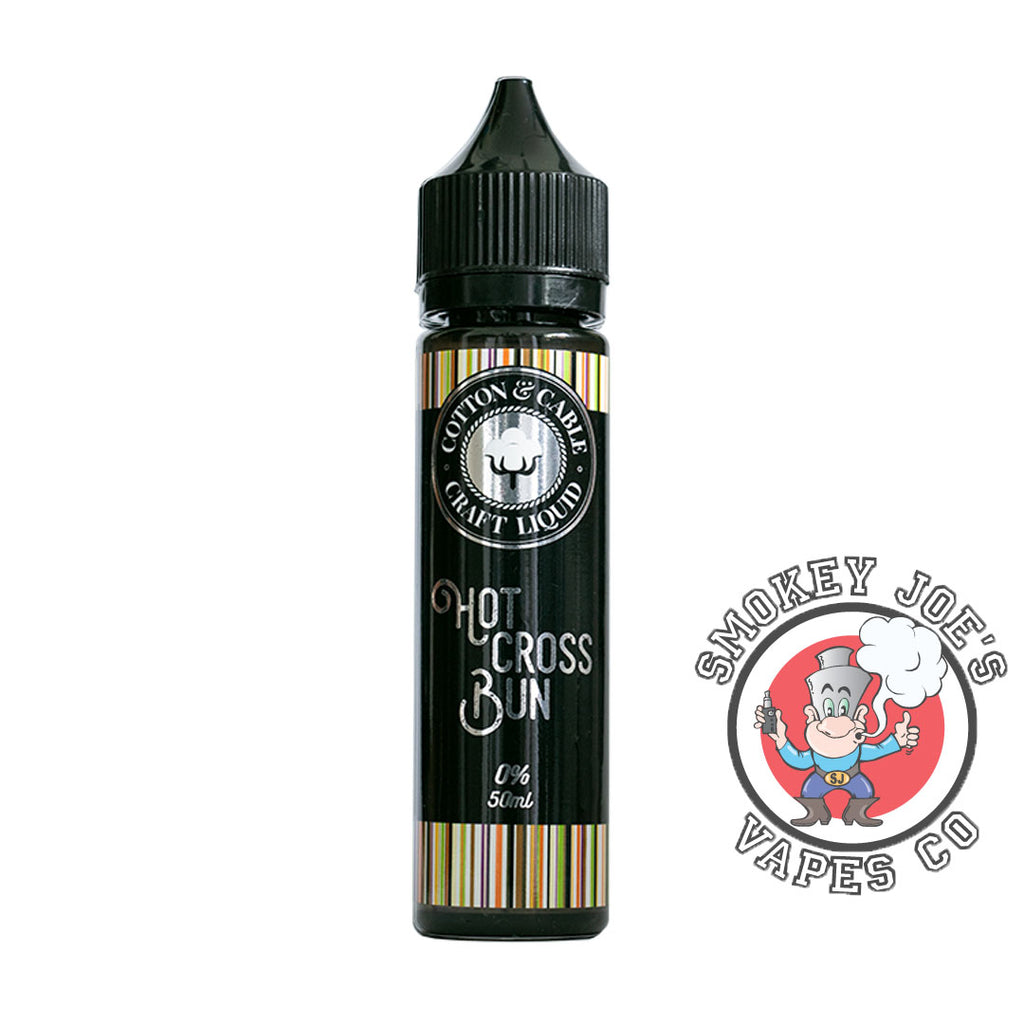 Cotton & Cable - Hot Cross Bun | Smokey Joes Vapes Co