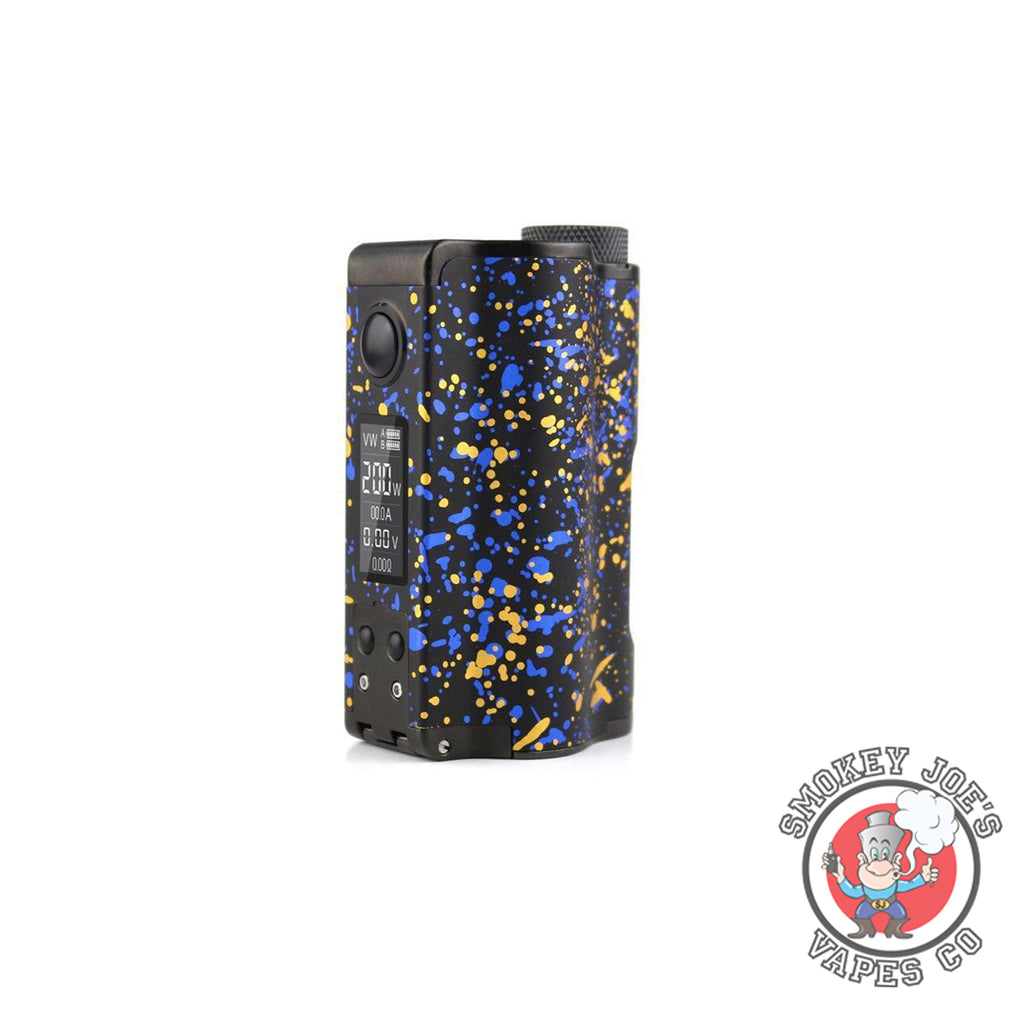 Dovpo Topside Dual - black/blue | SmokeyJoes Vapes Co