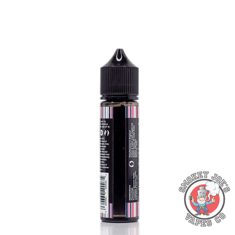 Cotton & Cable - Eton Mess - Back Of Bottle | Smokey Joes Vapes Co