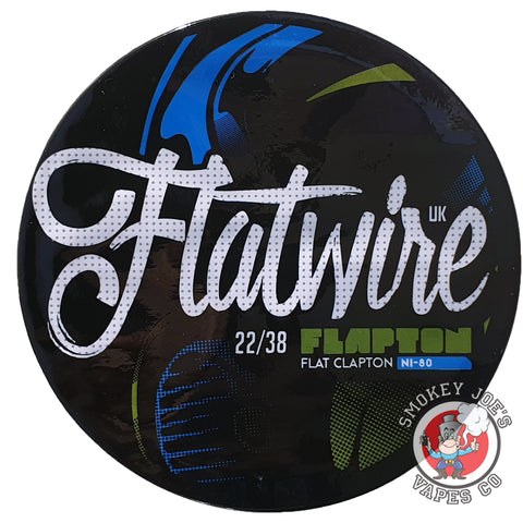 Flapton Flatwire 10ft NI80 | Smokey Joes Vapes Co