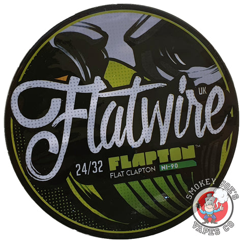 Flapton Flatwire 10ft NI90 | Smokey Joes Vapes Co