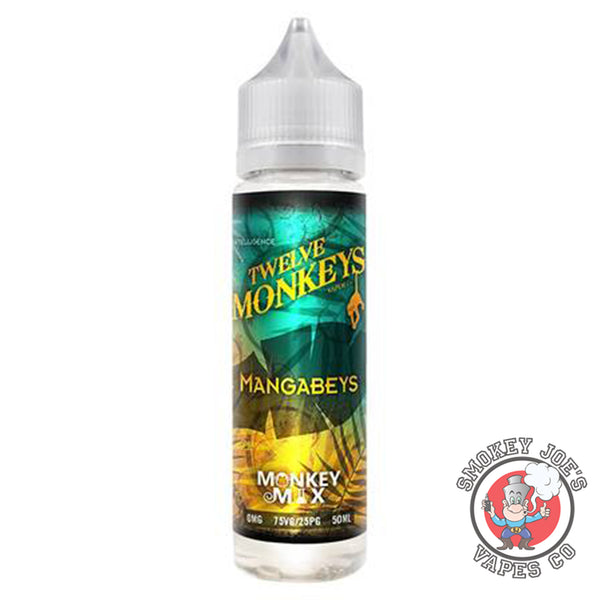 Twelve monkeys - Mangabeys - 50ml | Smokey Joes Vapes Co