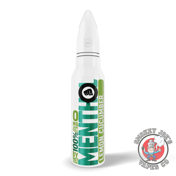 Riot Squad - Menthol Lemon Cucumber-50ml | Smokey Joes Vapes Co