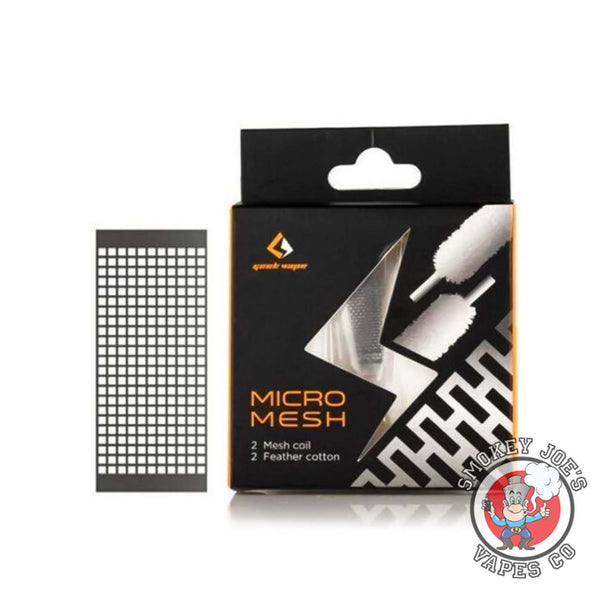 Zeus X Micro Mesh | Smokey Joes Vapes Co