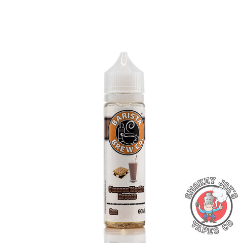 Barista Brew Co - Smores Mocha Breeze | Smokey Joes Vapes Co
