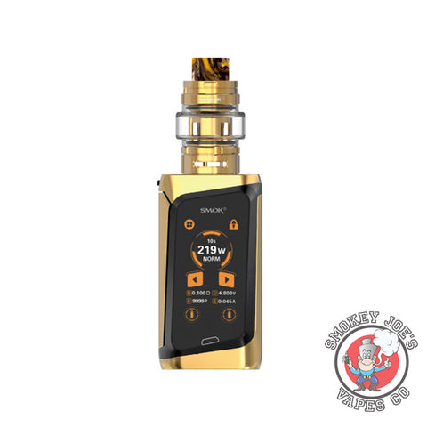 Smokey Joes Vapes Co - Smok Morph 219 Kit - Gold