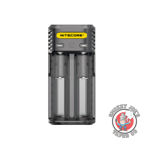 Nitecore Q2 Battery Charger  Alt tag:  | Smokey Joes Vapes Co