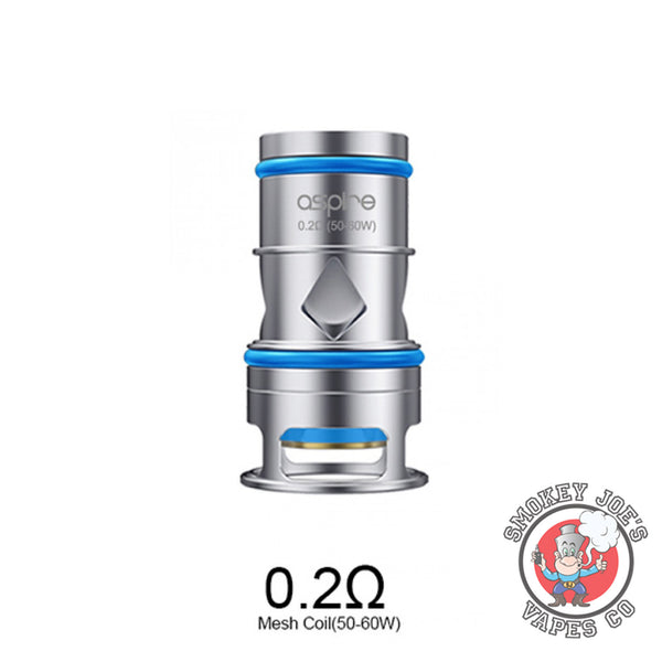 Aspire Odan - Replacement Coils | Smokey Joes Vapes Co