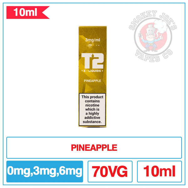 T2 - Pineapple - 10ml