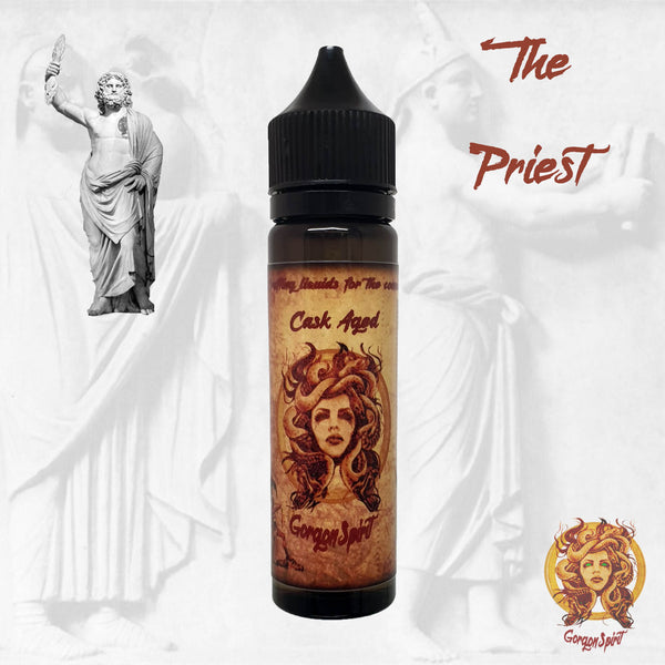 Gorgon Spirit - Priest| Smokey Joes Vapes Co