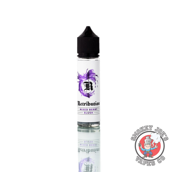 Retribution - Mixed Berry Slush - 50ml | Smokey Joes Vapes Co