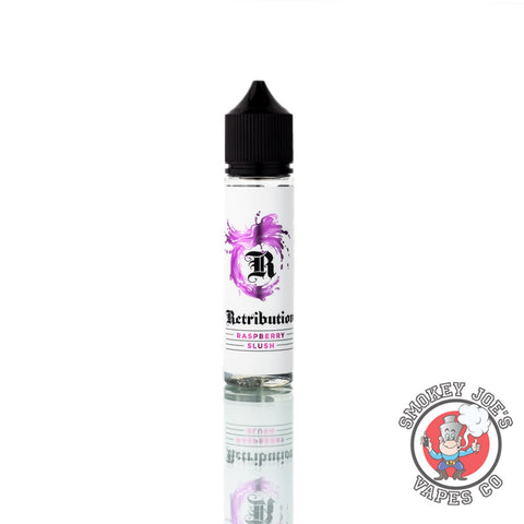 Retribution | Raspberry Slush | 50ml