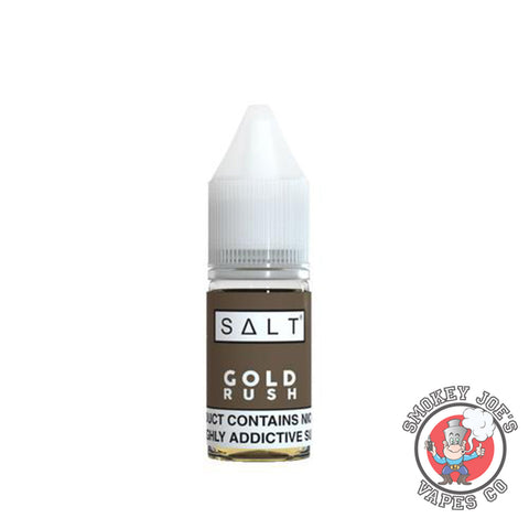 SALT - Gold Rush| Smokey Joes Vapes Co