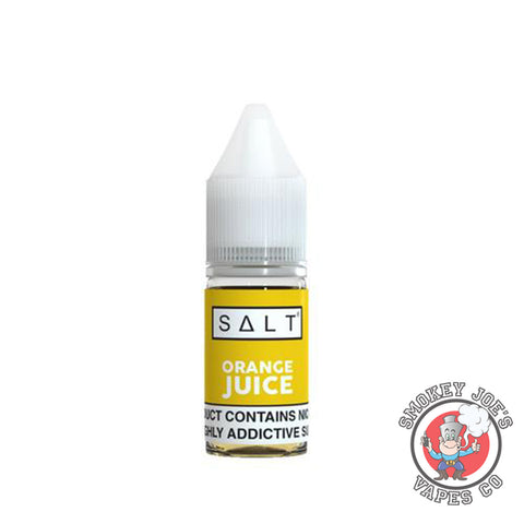 SALT - Orange Juice | Smokey Joes Vapes Co