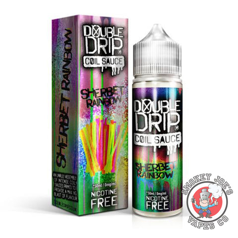 Double Drip - Sherbet Rainbow - 50ml