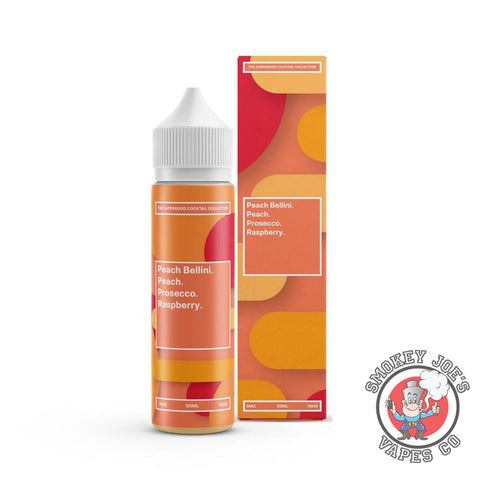Supergood Cocktail - Peach Bellini - 50ml | Smokey Joes Vapes Co