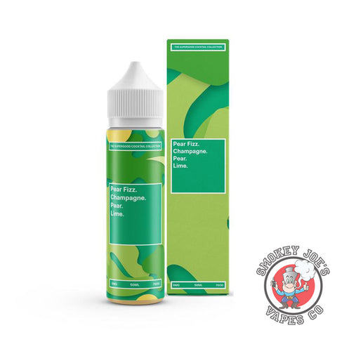 Supergood Cocktail - Pear Fizz - 50ml | Smokey Joes Vapes Co
