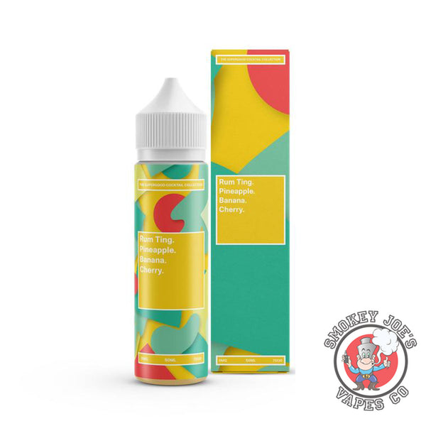 Supergood Cocktail - Rum Ting - 50ml | Smokey Joes Vapes Co
