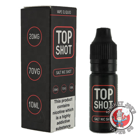 Top Shot -Nic Shot Booster- 20mg - 10ml | Smokey Joes Vapes Co
