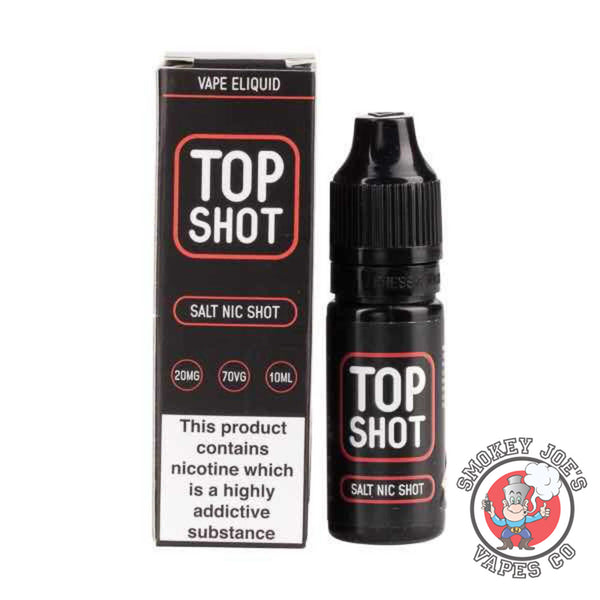 Top Shot - Nic Shot - 18mg | Smokey Joes Vapes Co