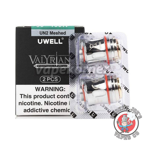 Uwell Valyrian Coils - Replacement Coils | Smokey Joes Vapes Co