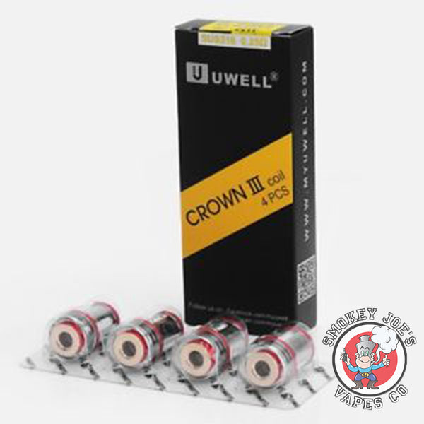 Uwell Crown V3 Replacement Coils | Smokey Joes Vapes Co