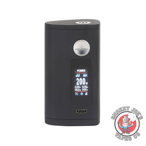Asmodus Minikin V3 - Smokey Joes Vapes Co - Black