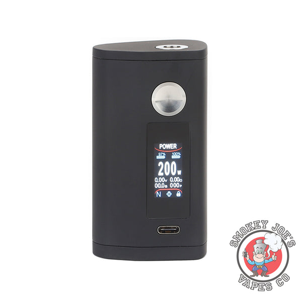 Asmodus Minikin V3 - Black | Smokey Joes Vapes Co