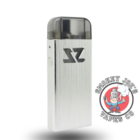 Smokey Joes Vapes Co - Zeltu - X Pod Kit - Silver