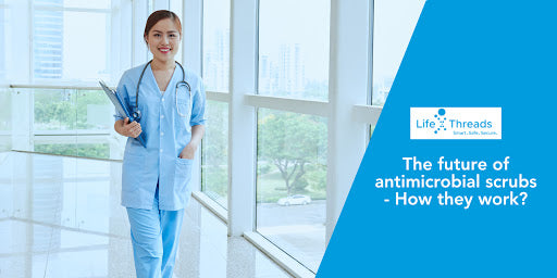 The Future of Antimicrobial Scrubs - How They Work?
