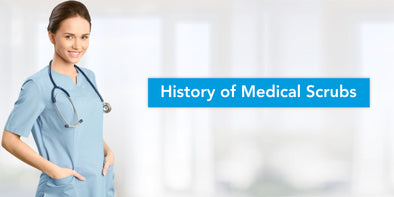 History of Medical Scrubs