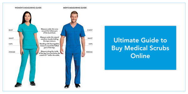 The Ultimate Guide to Buying Medical Scrubs Online