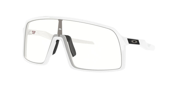 Oakley Polished White Glasses