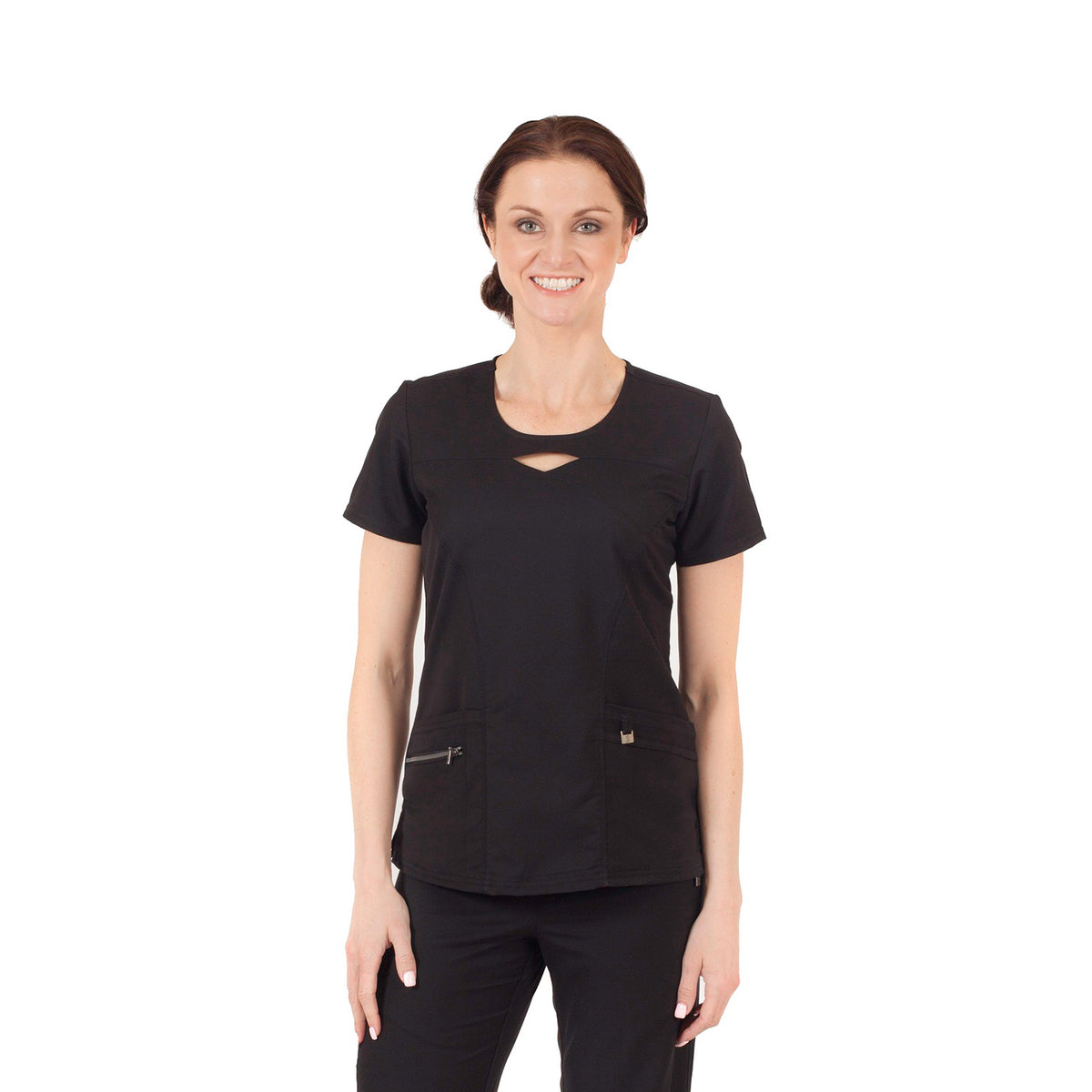 Women's Ergo Key Hole Top