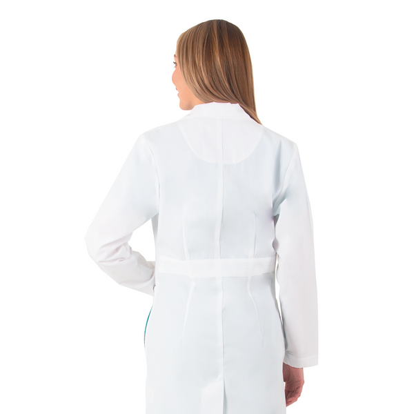 "Women's Professional 37"" Lab Coat"