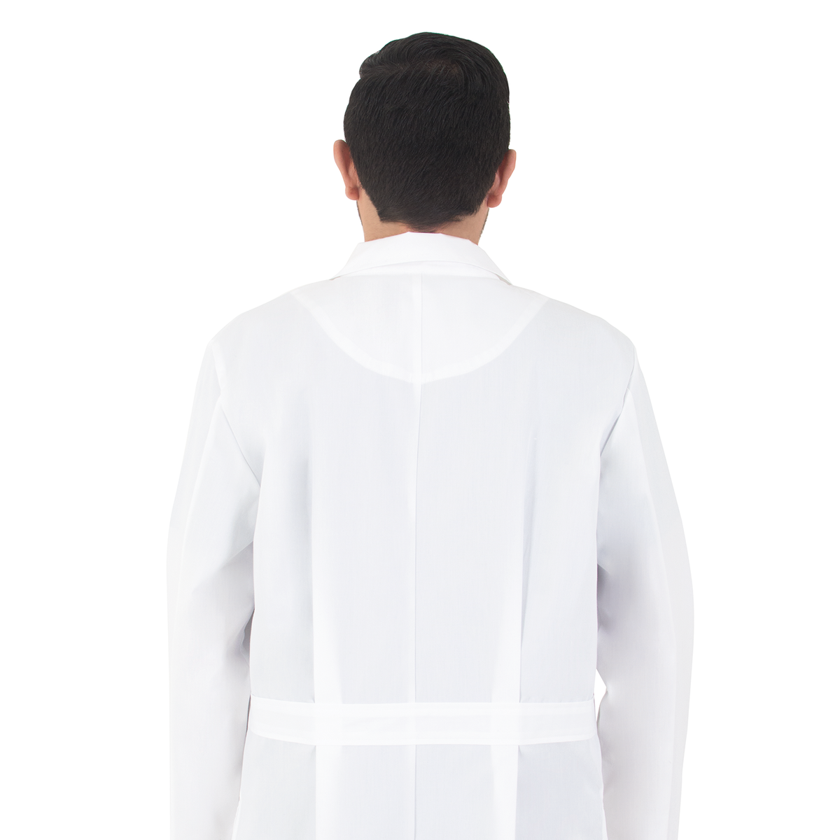 "Men's Professional 38"" Lab Coat"