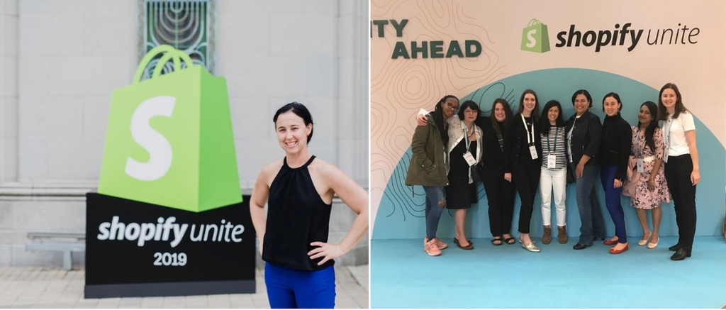 Opportunities in Canada - Shopify Unite as a grant recipient