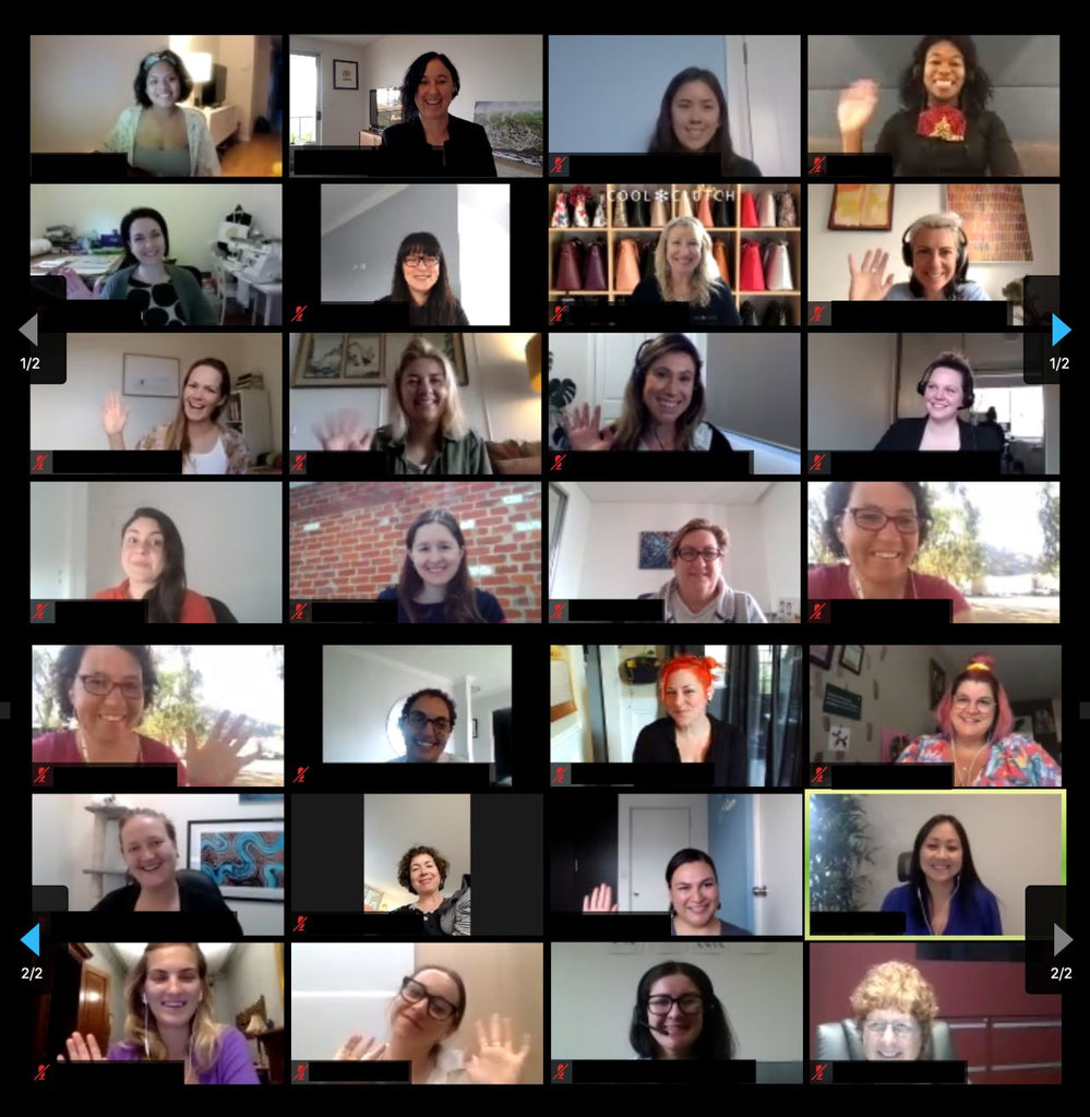 September ⚡️ Virtual meetup!⚡️for the Shopify Womens Network!