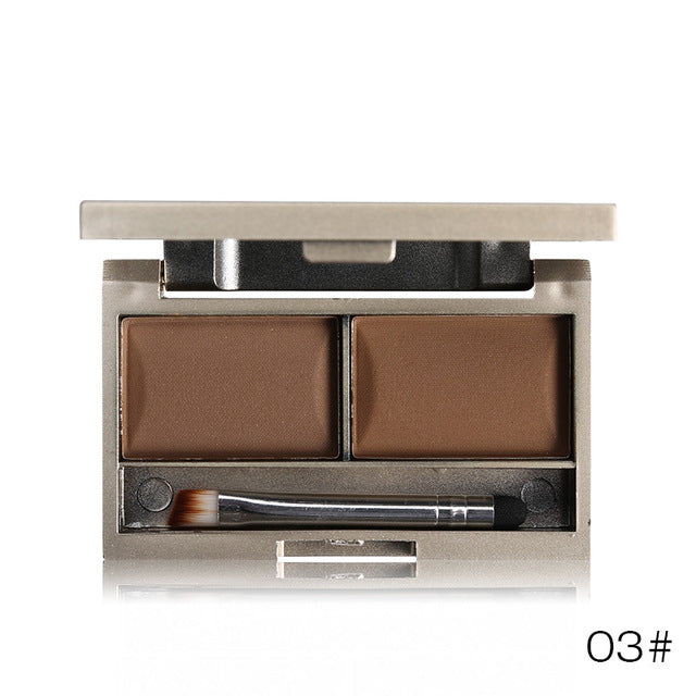 2 Color Pro Eyebrow Enhancer #3