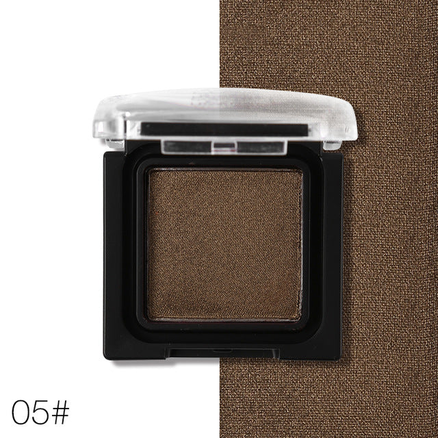 Shimmer Matte Single Eyeshadow Makeup Palette 03