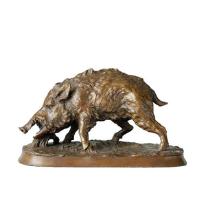TPAL-090 bronze sculpture for sale