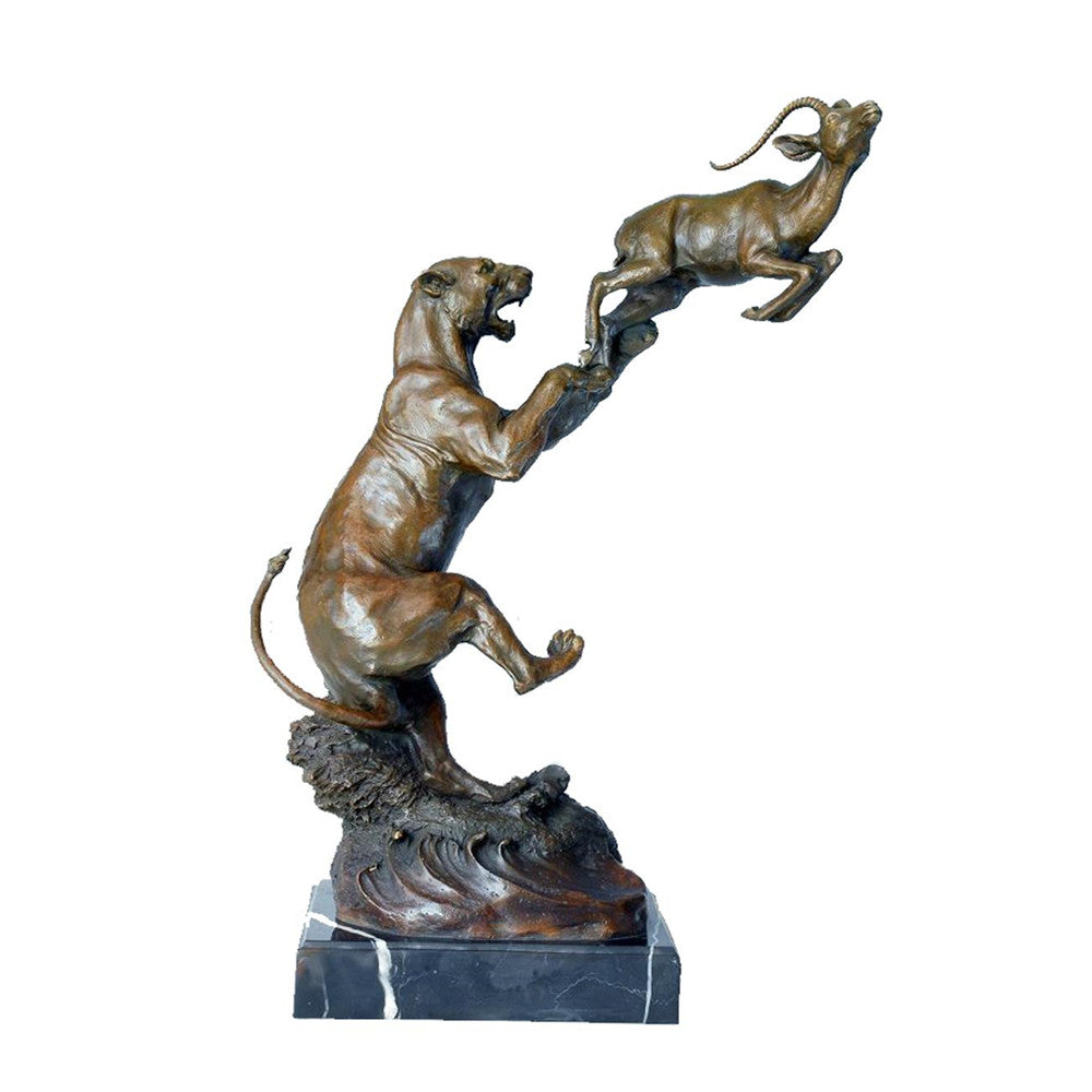 TPAL-102 bronze statue for sale