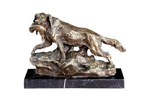 TPAL-192 bronze dog sculpture
