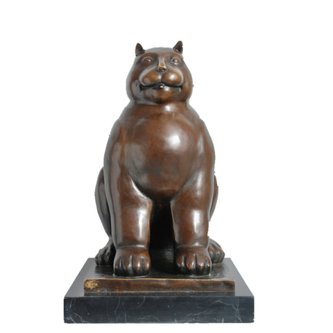 TPAL-390 cat sculpture